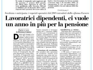 Lavoratrici-dipendenti,-ci-vuole-un-anno-in-più-per-la-pensione-ITALIA-OGGI